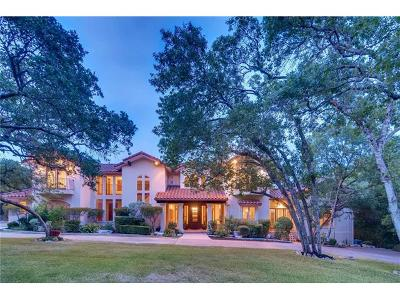 Travis County Single Family Home For Sale: 7 Old Stable Ln