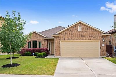 San Marcos Single Family Home For Sale: 505 Easton Dr