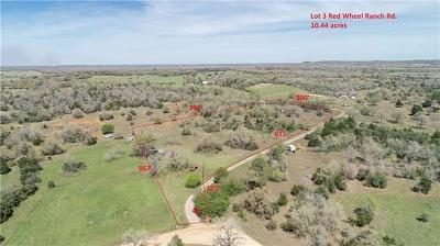 Harwood TX Residential Lots & Land For Sale: $85,000