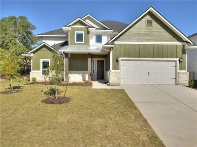 San Marcos Single Family Home For Sale: 3011 Sand Post