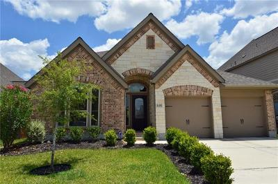 Single Family Home For Sale: 2125 Pioneer Pass