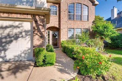 Pflugerville Single Family Home For Sale: 2303 Hayfield Sq