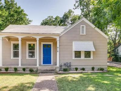 Austin Multi Family Home For Sale: 916 E 37th St