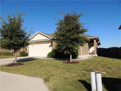Georgetown Single Family Home Pending - Taking Backups: 409 Broad Peak Rd