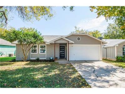 Single Family Home For Sale: 7507 Tumbleweed Dr