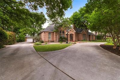 Georgetown Single Family Home Active Contingent: 30201 Saint Andrews Dr