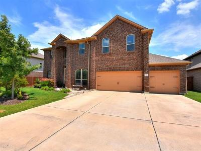 Georgetown Single Family Home For Sale: 615 Seminole Canyon Dr