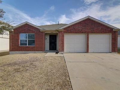 Elgin Single Family Home For Sale: 14409 Martial Eagle Dr