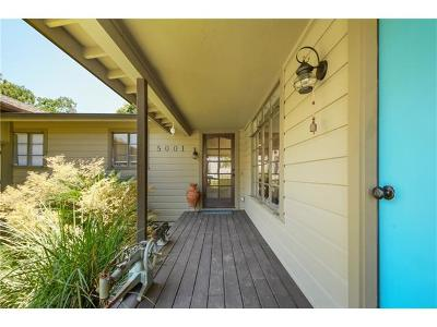 Highland Park West Single Family Home Pending - Taking Backups: 5001A Fairview Dr