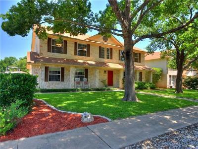 Cedar Park Single Family Home Pending - Taking Backups: 1815 Old Mill Rd