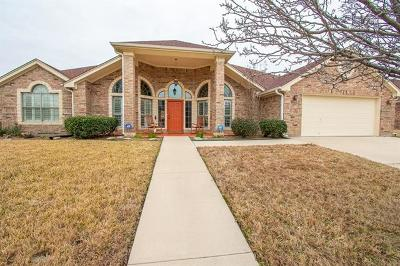 Harker Heights Single Family Home For Sale: 2106 Kangaroo Trl