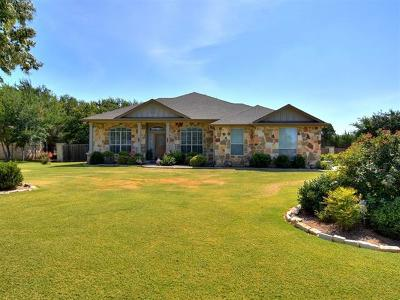 Liberty Hill Single Family Home For Sale: 641 Speed Horse