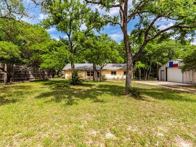 Wimberley Single Family Home For Sale: 28 W Inwood Forest Dr