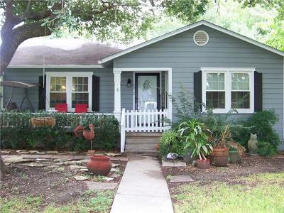 Taylor Single Family Home Pending - Taking Backups: 1312 Kimbro St