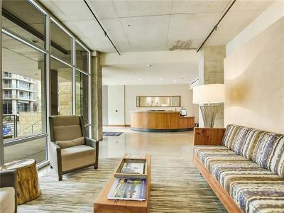 Austin Rental For Rent: 800 W 5th St #702
