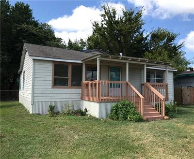 Smithville Single Family Home For Sale: 207 2nd Ave