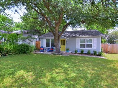 Austin Single Family Home For Sale: 1705 Ulit Ave