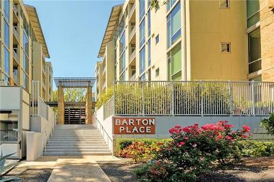 Zilker, Rabb Inwood Hills, West End Add, Barton Spgs Heights, Barton Terrace Condo, Stoval, Geo H, Barton Heights A, Barton Heights B, Barton Heights B Annex, Sun Terrace, South Lund South Condo/Townhouse For Sale: 1600 Barton Springs Rd #5407