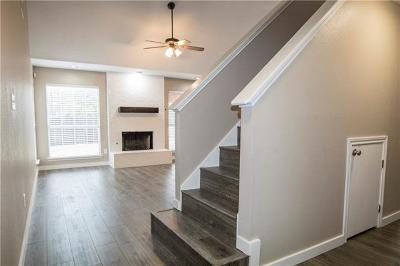 Round Rock Rental For Rent: 1510 Lantern Light Dr