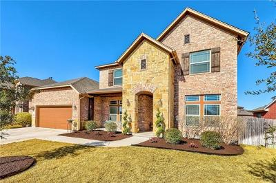 Pflugerville Single Family Home For Sale: 20512 Horned Owl Trl