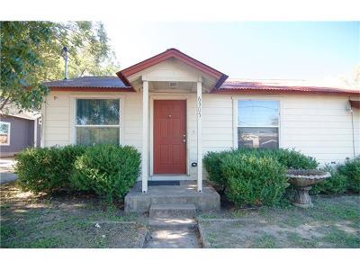 Austin Single Family Home For Sale: 6305 Felix Ave