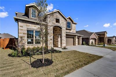 Pflugerville Single Family Home For Sale: 16436 Marcello Dr