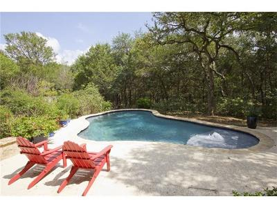 Austin Single Family Home For Sale: 7521 Jaborandi Dr