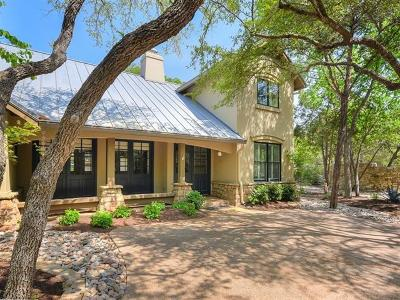 Single Family Home For Sale: 1200 Barton Creek Blvd #5