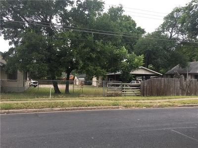 Single Family Home For Sale: 3200 Govalle