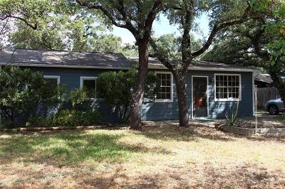 Leander Single Family Home For Sale: 14806 Arrowhead Dr