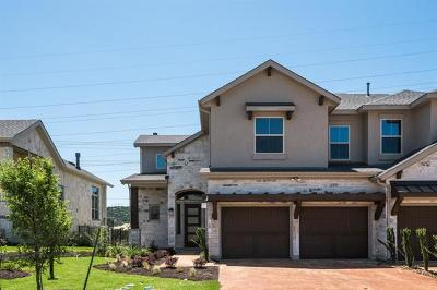 Austin Condo/Townhouse For Sale: 203 Cartwheel Bend