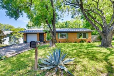 Austin Single Family Home For Sale: 302 Sheffield Dr