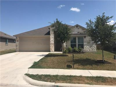 San Marcos Single Family Home For Sale: 231 Teron Dr