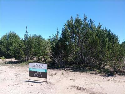 Residential Lots & Land For Sale: 100 Lantana Bend Trl