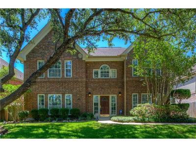 Austin Single Family Home For Sale: 6501 Needham Ln