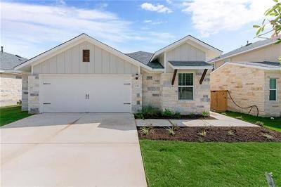 Leander Single Family Home For Sale: 1248 Low Branch Ln
