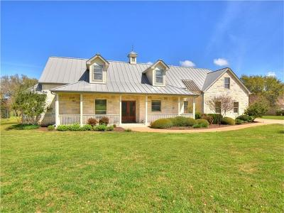 Spicewood Single Family Home For Sale: 2102 Lauren Dr
