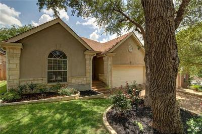 Austin Single Family Home For Sale: 11825 Lake Stone Dr