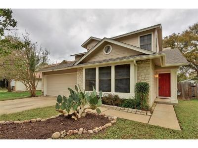 Austin TX Single Family Home For Sale: $265,000