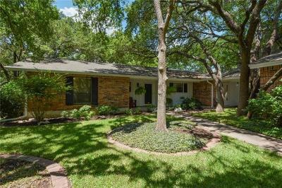 Travis County, Williamson County Single Family Home Pending - Taking Backups: 11400 Pradera Dr