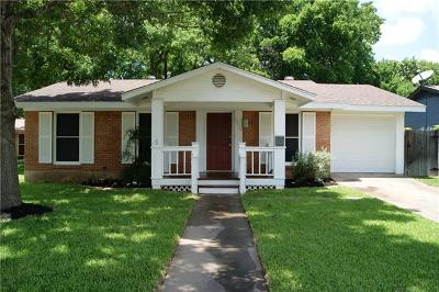 Austin Single Family Home For Sale: 6518 Laird Dr