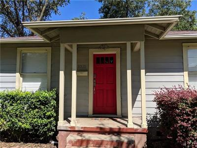 Travis County Single Family Home For Sale: 1008 E 38 1/2 St