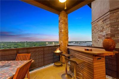 Austin Condo/Townhouse For Sale: 6533 E Hill Dr #15