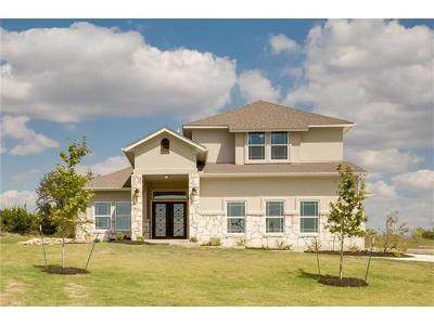Driftwood Single Family Home For Sale: 560 Bluff Woods Dr