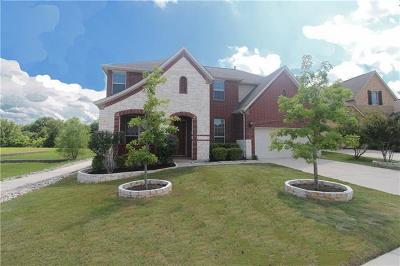Leander Single Family Home Pending - Taking Backups: 2417 Millbrook Loop