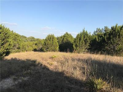Travis County Residential Lots & Land For Sale: Couri Pass