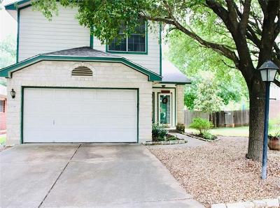Austin Single Family Home For Sale: 11249 Pardoners Tale Ln