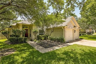 Austin Single Family Home For Sale: 10017 Valona Dr