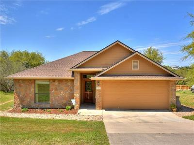 Spicewood Single Family Home Pending - Taking Backups: 508 Ronay Dr