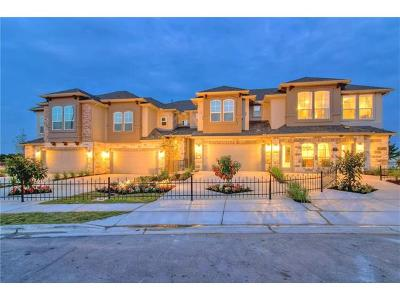 Pflugerville Condo/Townhouse For Sale: 411 Rhetoric Way
